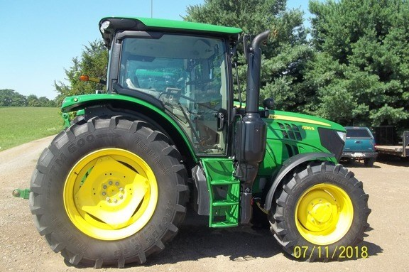2017 John Deere 6130R Tractor For Sale