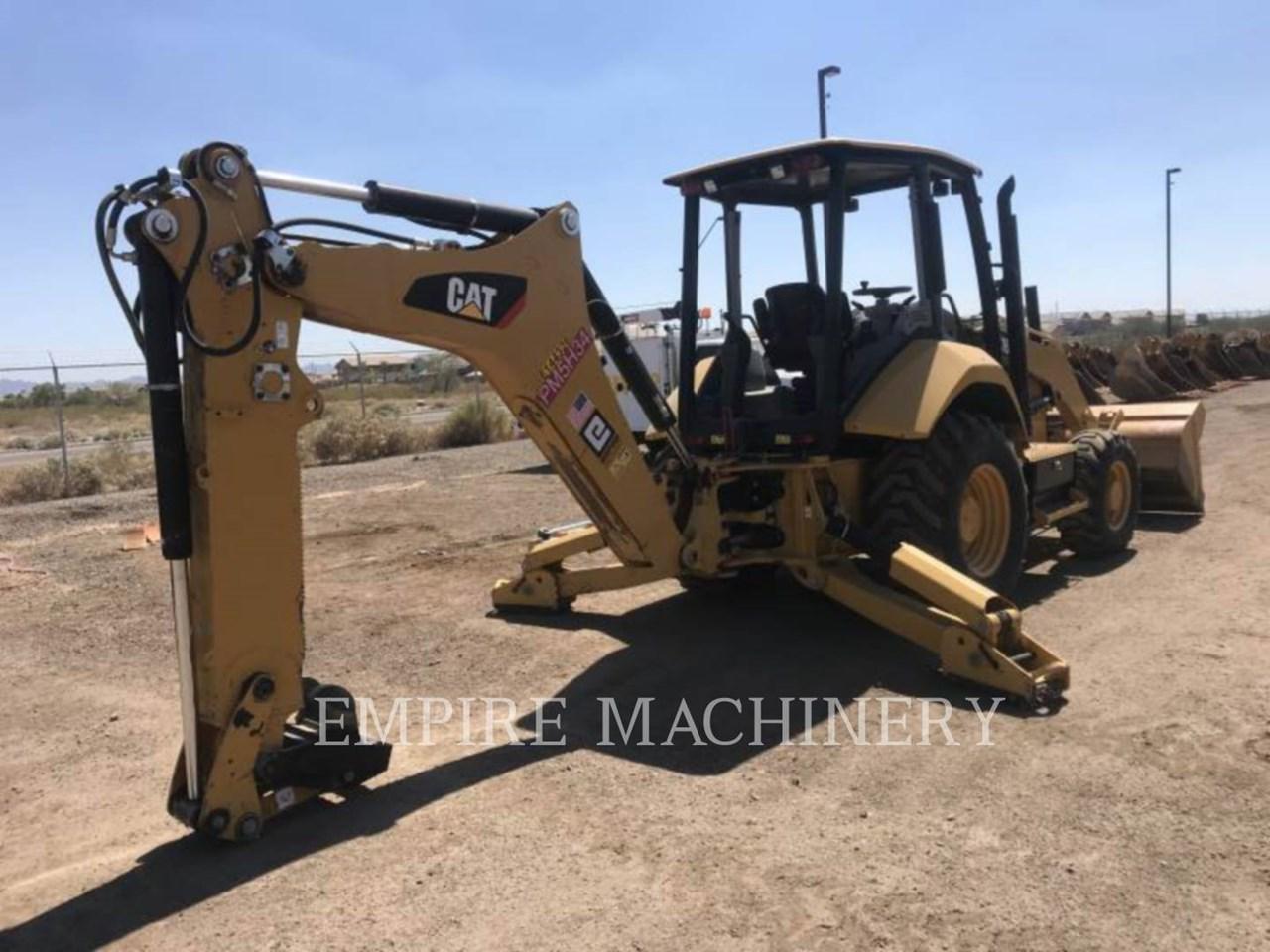 2018 Caterpillar 416F2 HRC Image 2