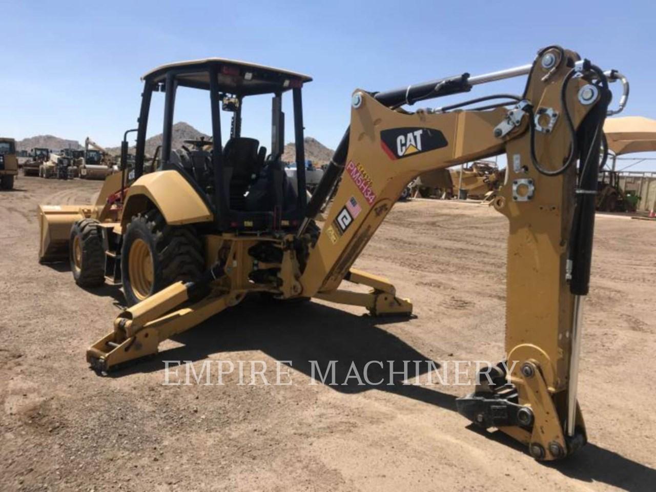 2018 Caterpillar 416F2 HRC Image 3