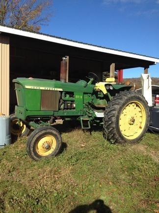 1966 John Deere 3020 Tractor For Sale