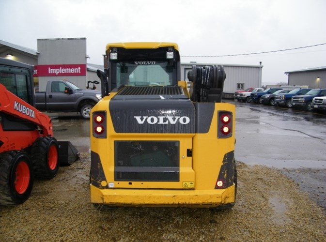 2013 Volvo MCT135C Skid Steer For Sale