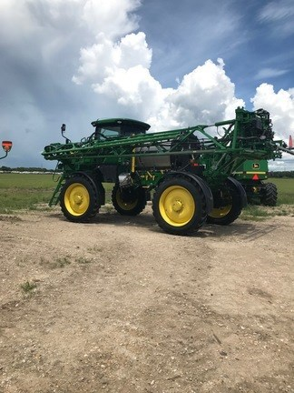 2015 John Deere R4030 Sprayer-Self Propelled For Sale