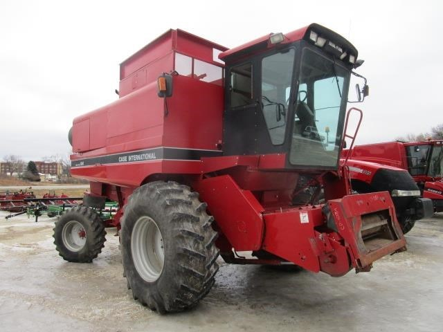 1991 Case IH 1660 Combine For Sale
