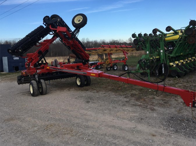 2018 Unverferth 1645D Power Harrow - Rotavator For Sale