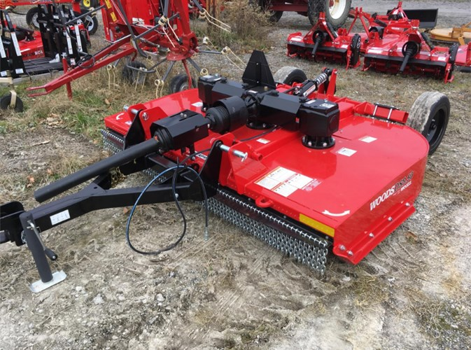 2018 Woods DS8.50 Rotary Cutter For Sale