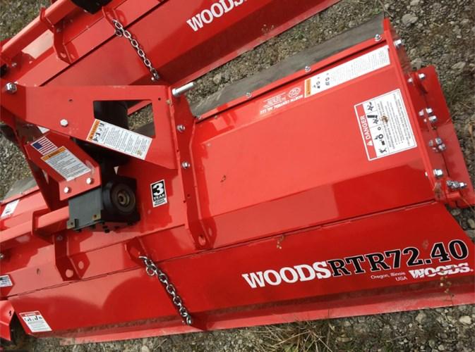 2018 Woods RTR72.40 Tillage For Sale