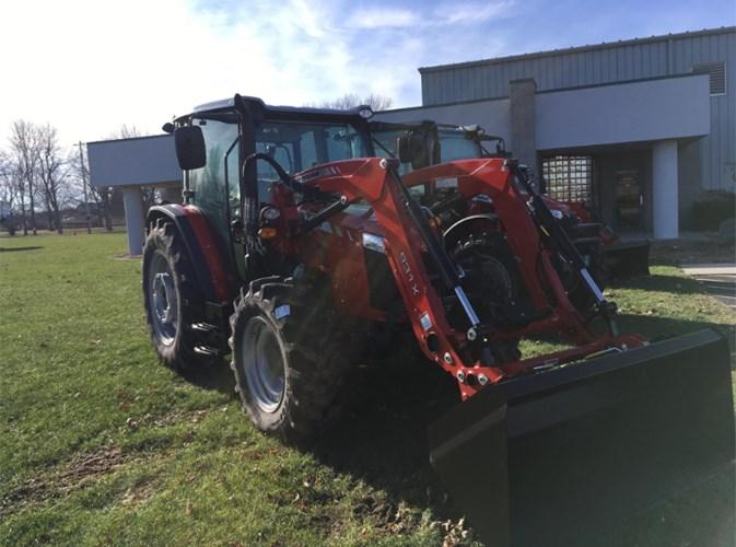 2018 Massey Ferguson 4710 Tractor For Sale