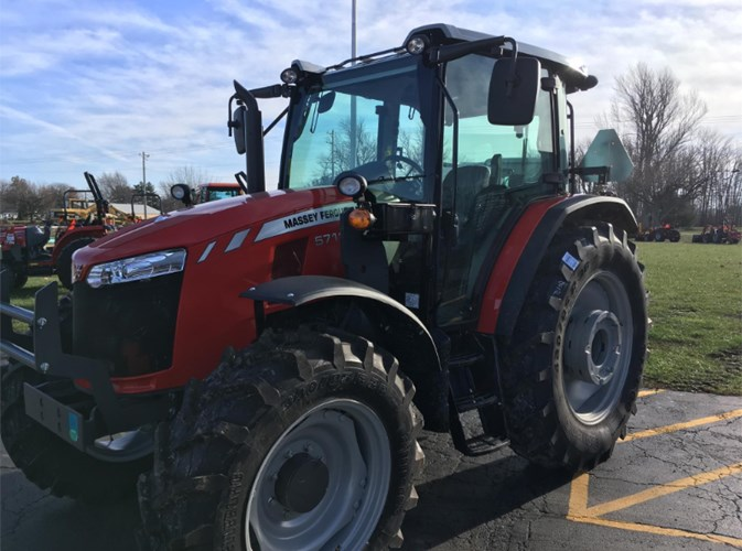 2019 Massey Ferguson 5711 Tractor For Sale
