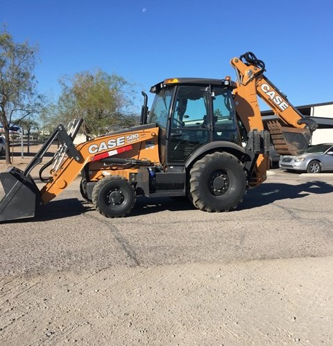 2018 Case 580SN Loader Backhoe