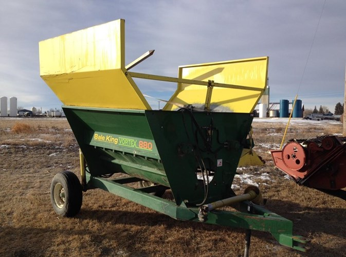 Bale King 880 Bale Processor For Sale