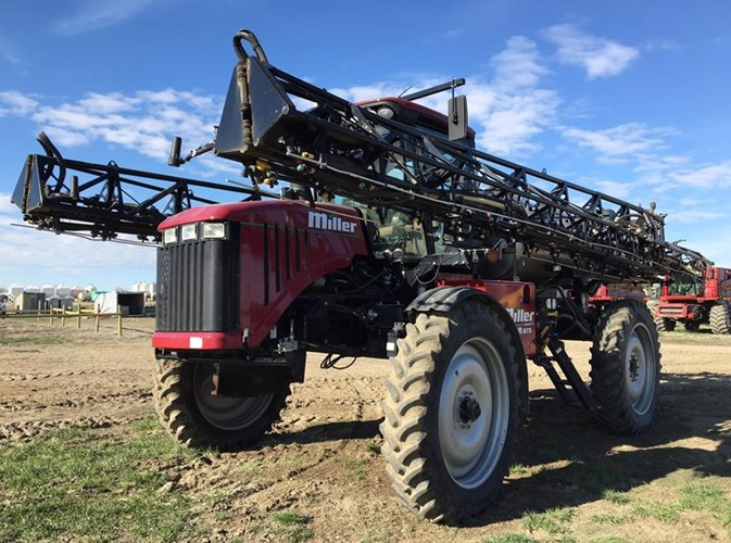 2009 Miller CONDOR A75 Sprayer For Sale