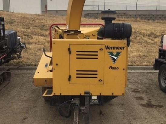 2013 Vermeer BC1000XL Chippers Burnsville Minnesota