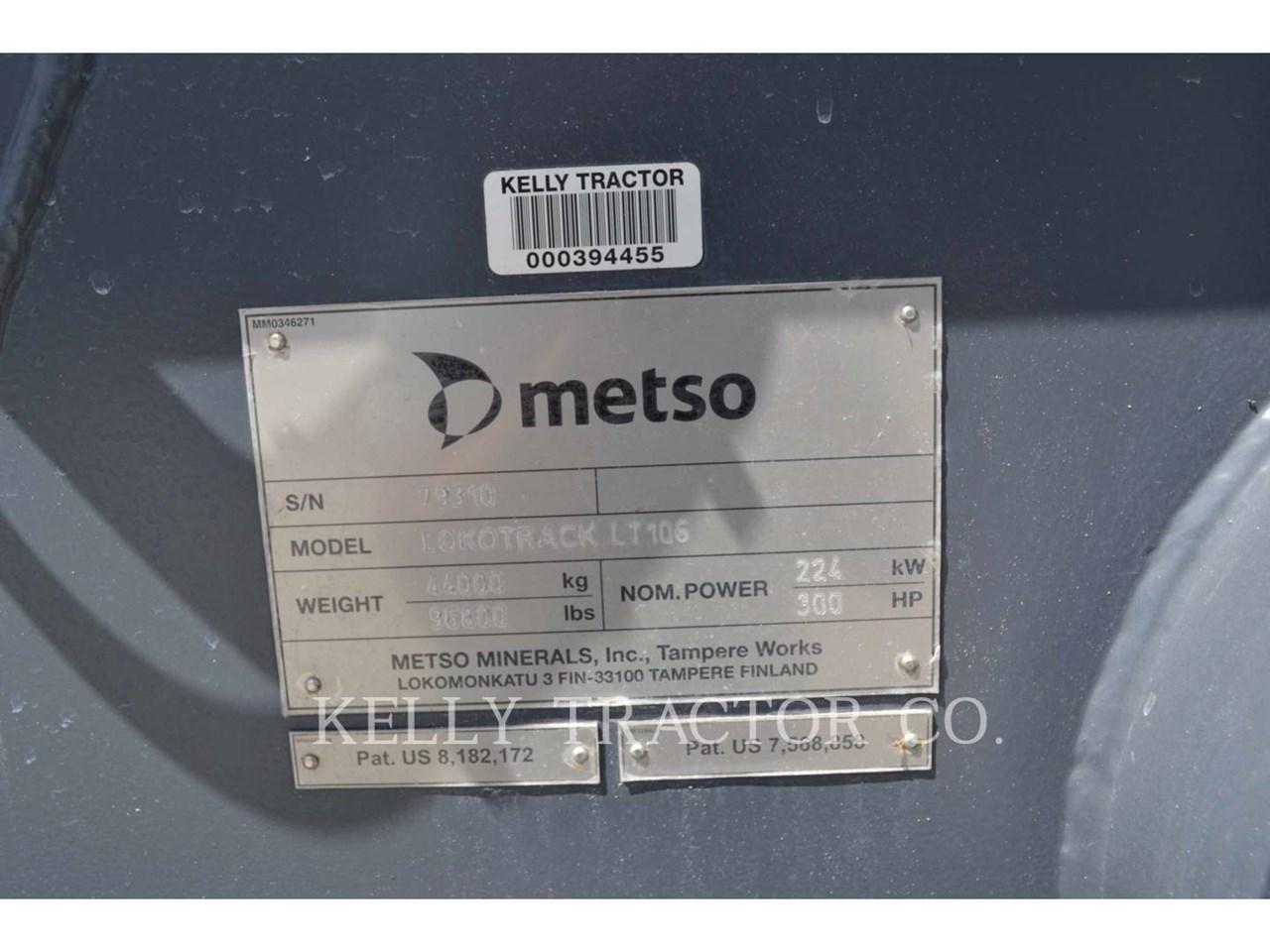 2018 Metso LT106 Image 6