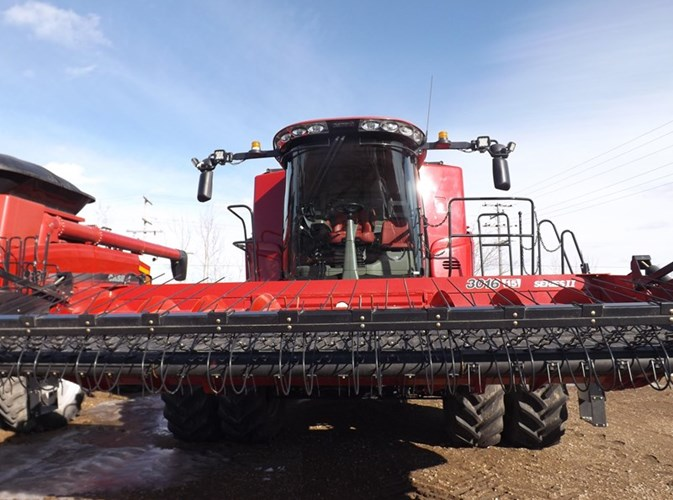 2017 Case IH 9240 Combine For Sale