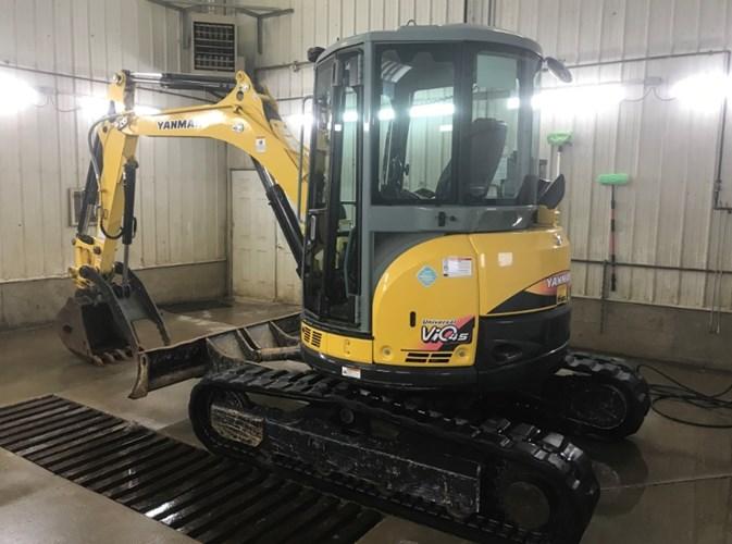 2015 Yanmar VIO45-5 Excavator-Mini For Sale