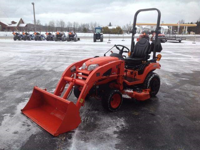 2014 Kubota BX2370V-1 Tractor For Sale