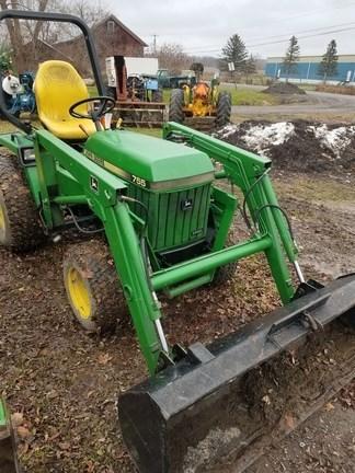 1987 John Deere 755 Tractor For Sale