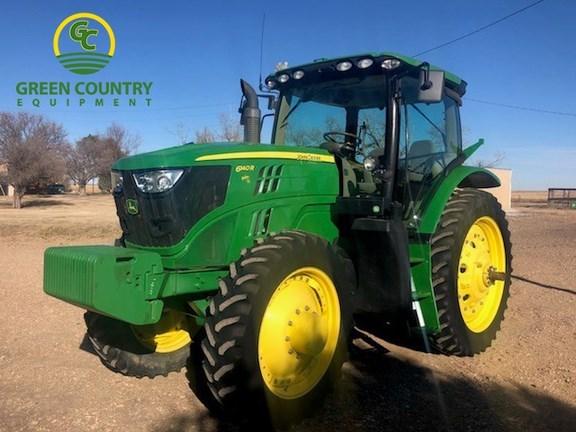 2012 John Deere 6140R Tractor For Sale