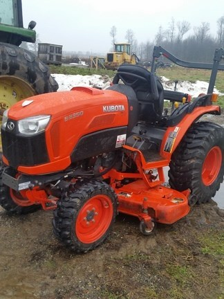 2013 Kubota B3350 Tractor For Sale