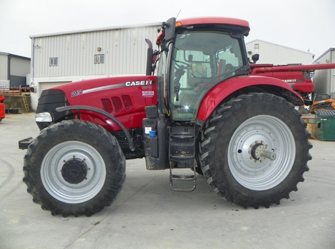 2011 Case IH Puma 215 Tractor For Sale