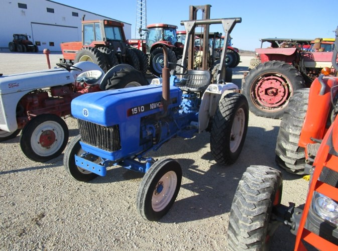 1983 Ford 1510 Tractor For Sale
