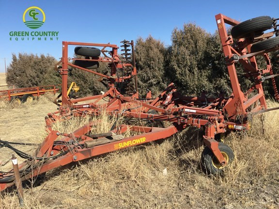 1994 Sunflower 3040-28 Mulch Finisher For Sale