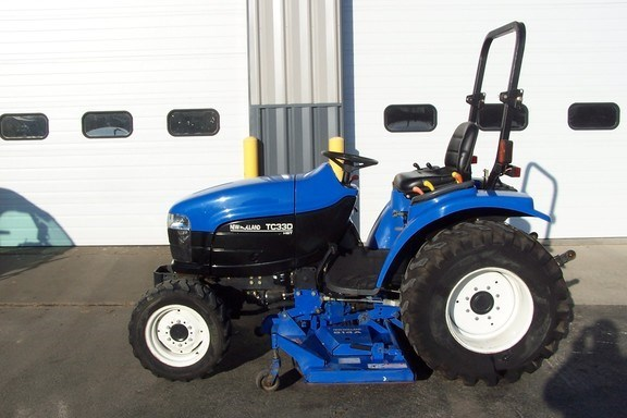 2002 New Holland TC33D Tractor For Sale