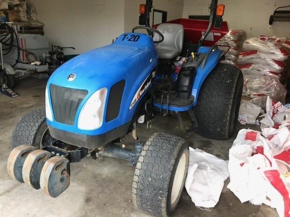 2007 New Holland TC40DA Tractor For Sale