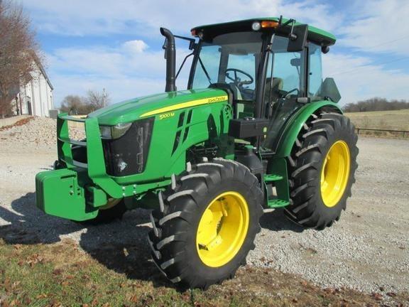 2018 John Deere 5100M Tractor For Sale