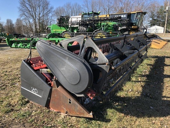 1990 Case IH 1020-20F Header/Platform For Sale