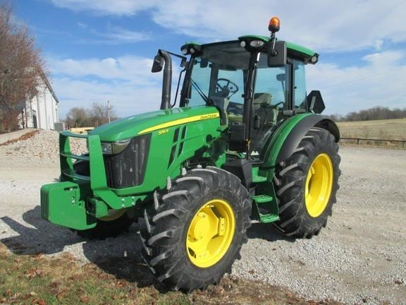 2017 John Deere 5115R Tractor For Sale