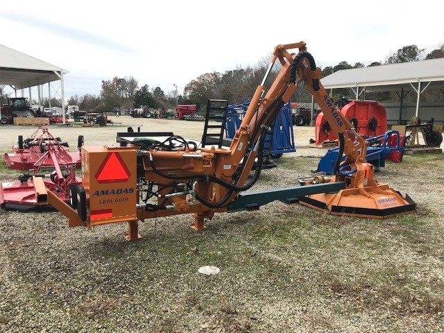 2018 Amadas LR-6019 Boom Mower For Sale » Dillon Tractor