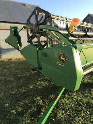 2013 John Deere 630F Header-Auger/Flex For Sale