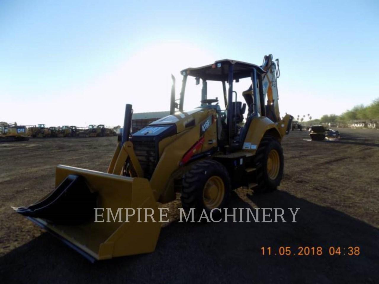 2018 Caterpillar 416F2 HRC Image 4