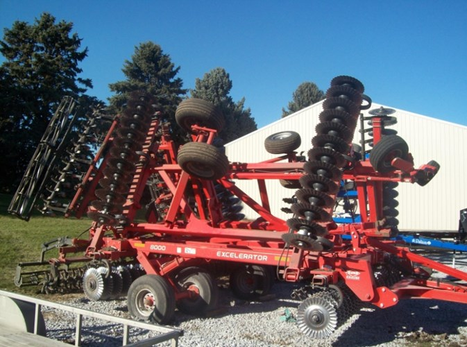 2012 Kuhn 8000 Vertical Tillage For Sale