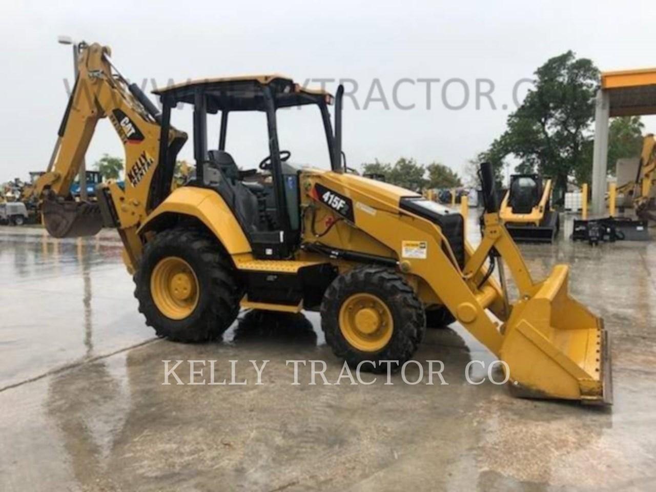 2018 Caterpillar 415F2ST Image 2