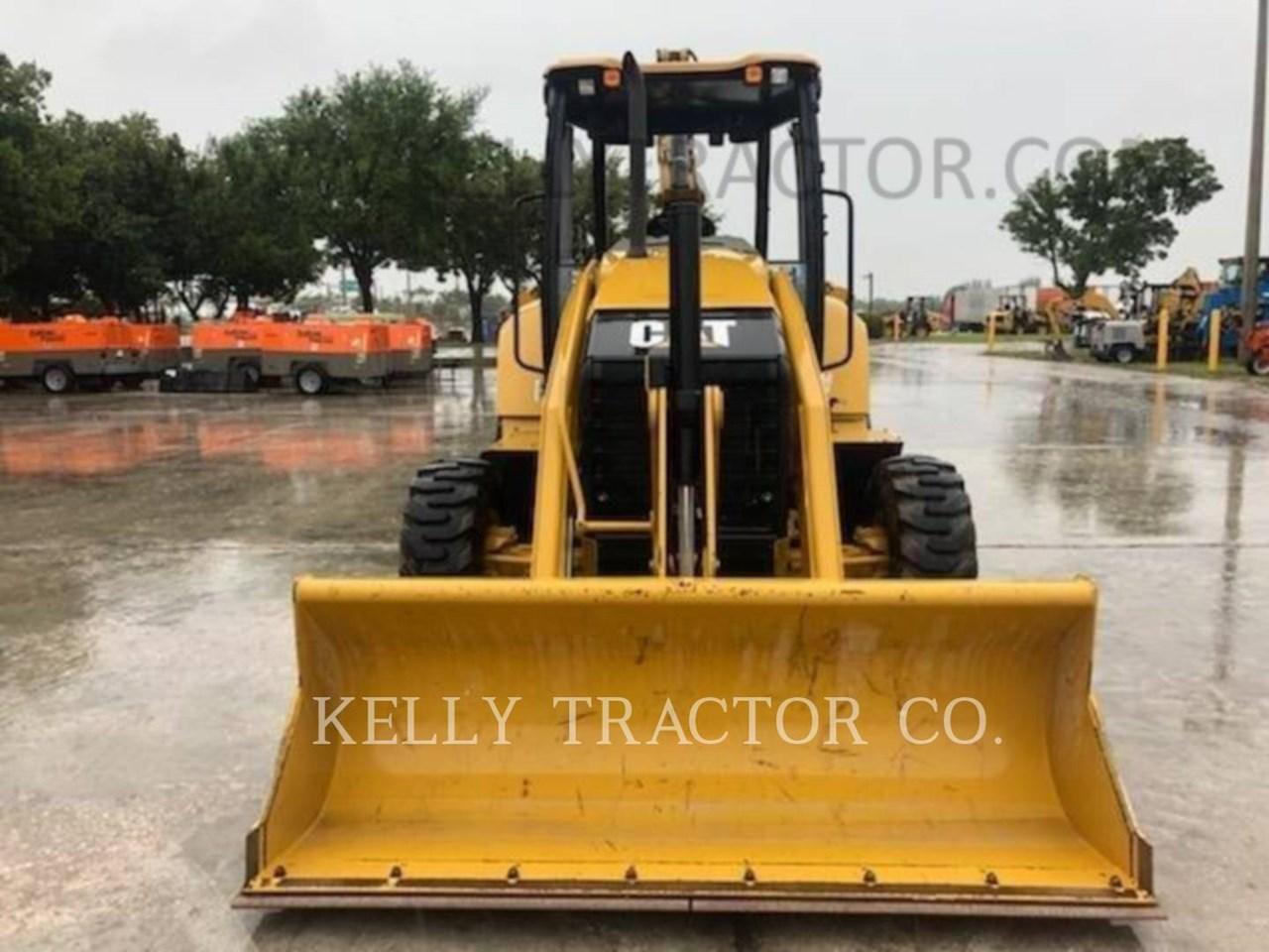 2018 Caterpillar 415F2ST Image 4