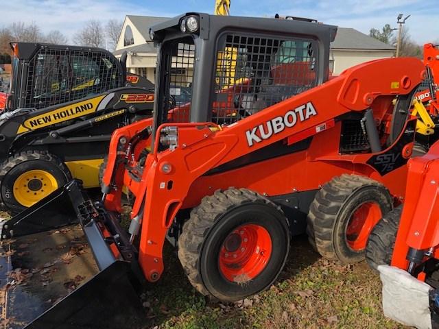 2016 Kubota SSV75P Skid Steer For Sale