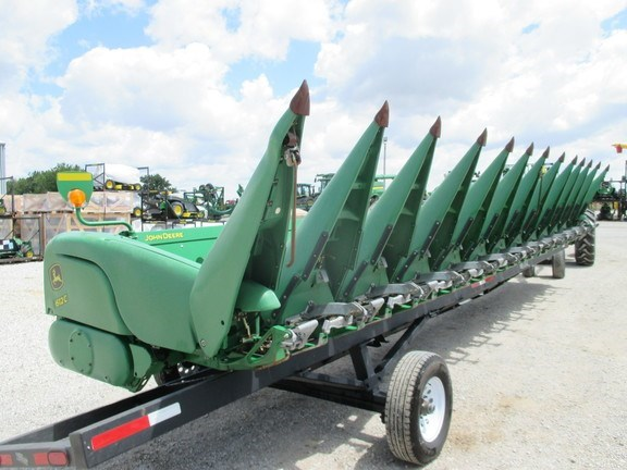 2014 John Deere 612C Header-Corn For Sale