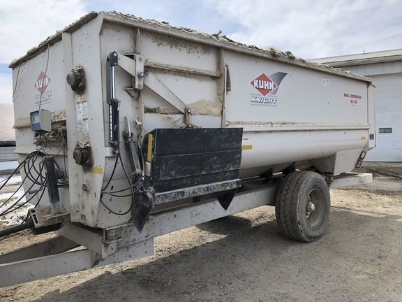 2010 Kuhn Knight RC 170 Grinder Mixer For Sale