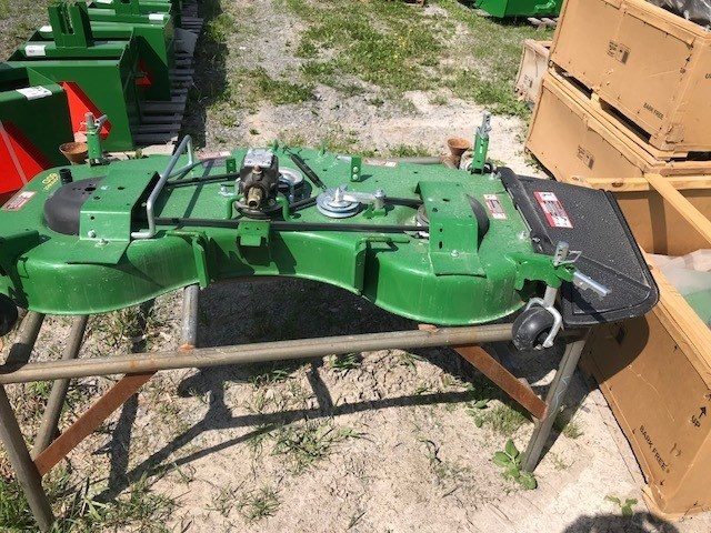 2017 John Deere 60D Mower Deck For Sale