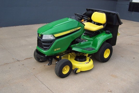 2018 John Deere X350 Riding Mower For Sale