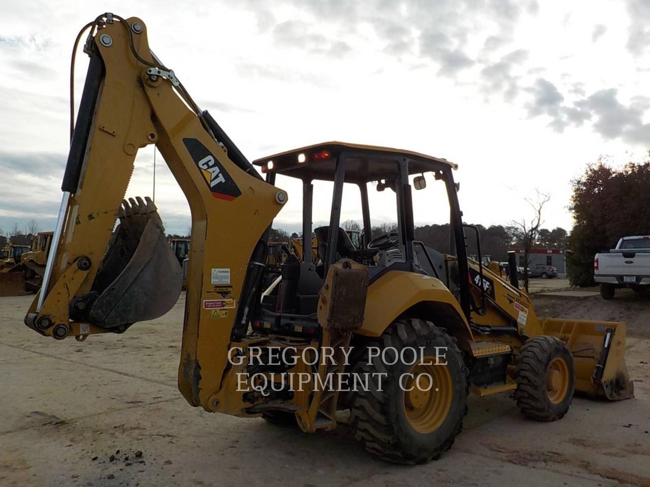 2015 Caterpillar 415F2 Image 9