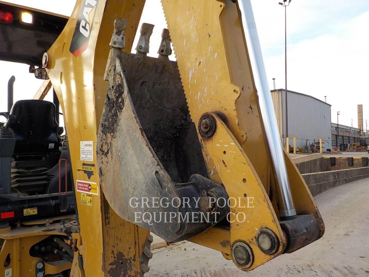 2015 Caterpillar 415F2 Image 12