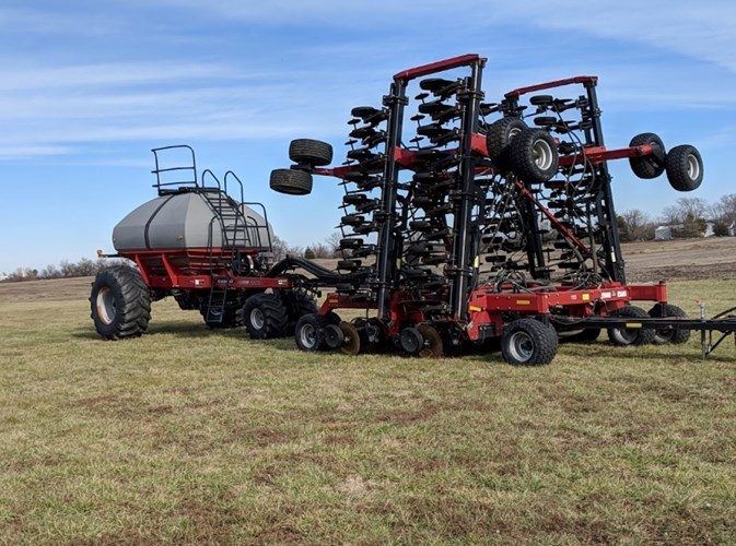 2008 Case IH SDX40 Air Drill For Sale