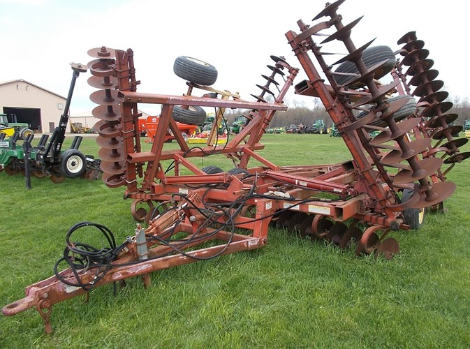 1995 Krause 4988WR Disk Harrow For Sale