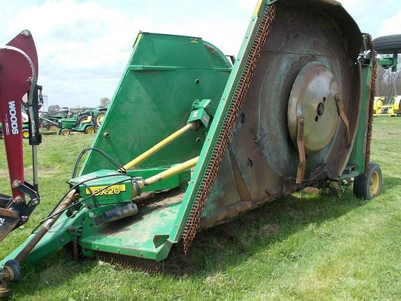 2013 John Deere CX20 Rotary Cutter For Sale