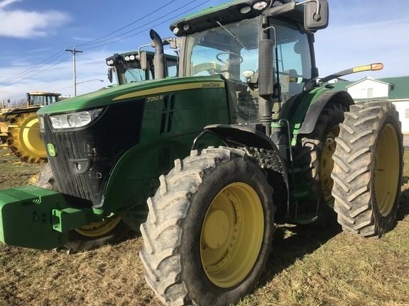 2015 John Deere 7250R Tractor For Sale