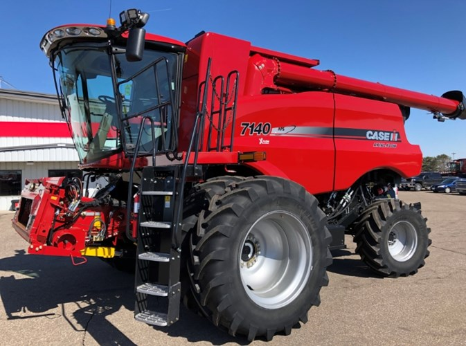 2018 Case IH 7140 Combine For Sale