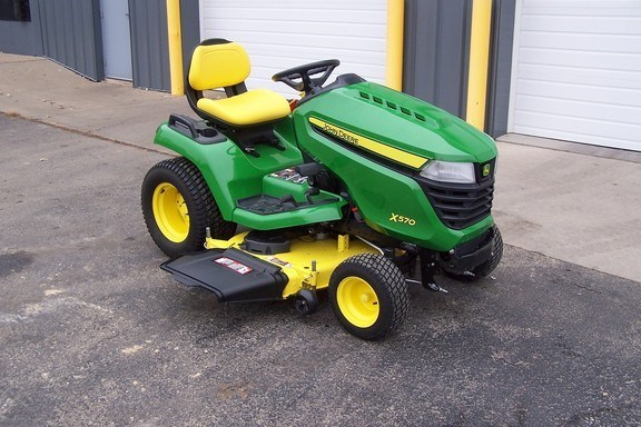2016 John Deere X570 Riding Mower For Sale